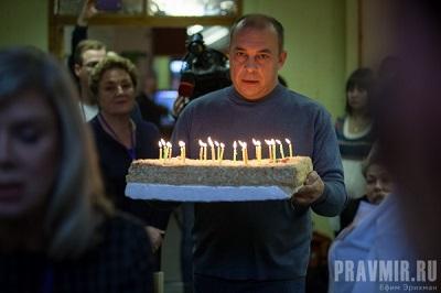 Двадцатилетие Первого московского хосписа