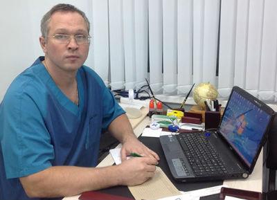 Врач-онколог - о своей работе