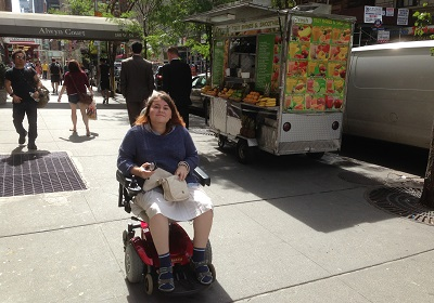 Раскрепощение инвалидов