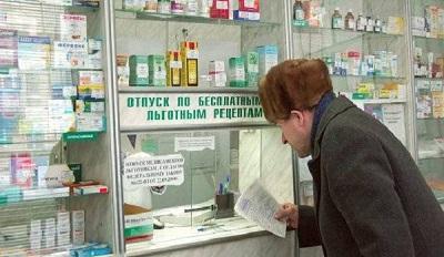 Порядок лекарственного обеспечения инвалидов в МО
