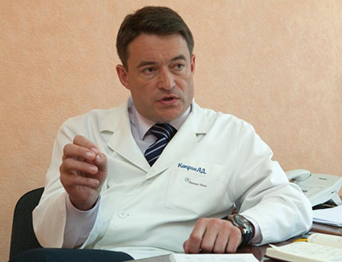 Андрей Каприн возглавил Ассоциацию директоров центров и институтов онкологии и рентгенорадиологии